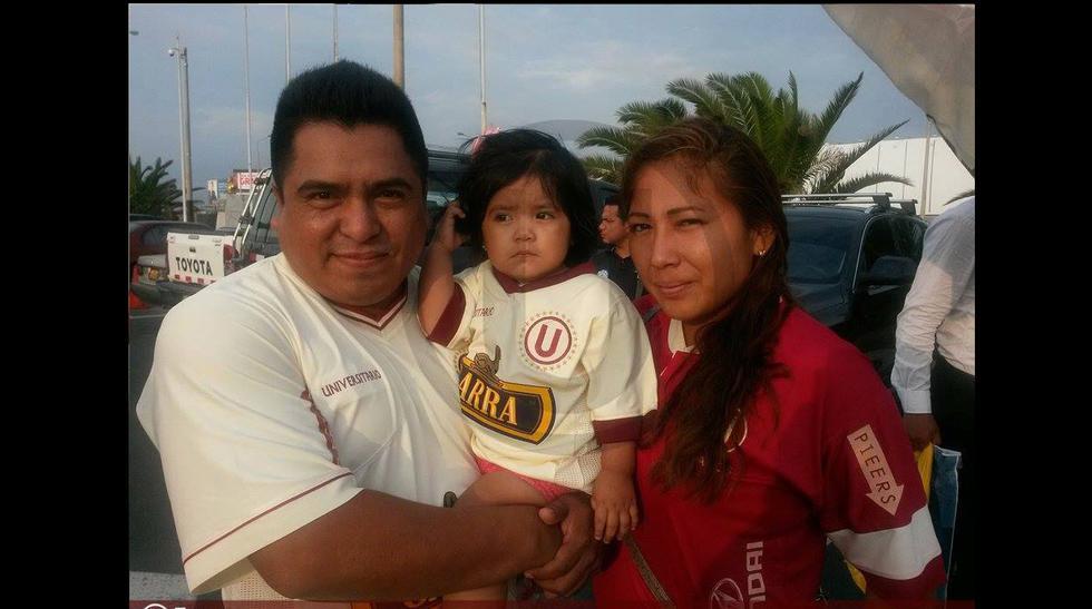 Universitario: hinchas recibieron a cremas en Trujillo (FOTOS) - 6