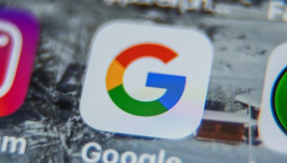 Google es una de las empresas cuestionadas por los demócratas de la Cámara de Representantes de Estados Unidos. (DENIS CHARLET / AFP).