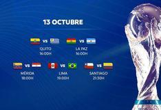 Eliminatorias Qatar 2022 EN VIVO: ver la tabla de posiciones y los resultados de la fecha 2 de las clasificatorias