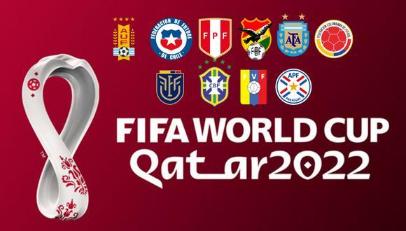 Tabla de posiciones, Eliminatorias Qatar 2022 en vivo: así marchan las selecciones EN DIRECTO