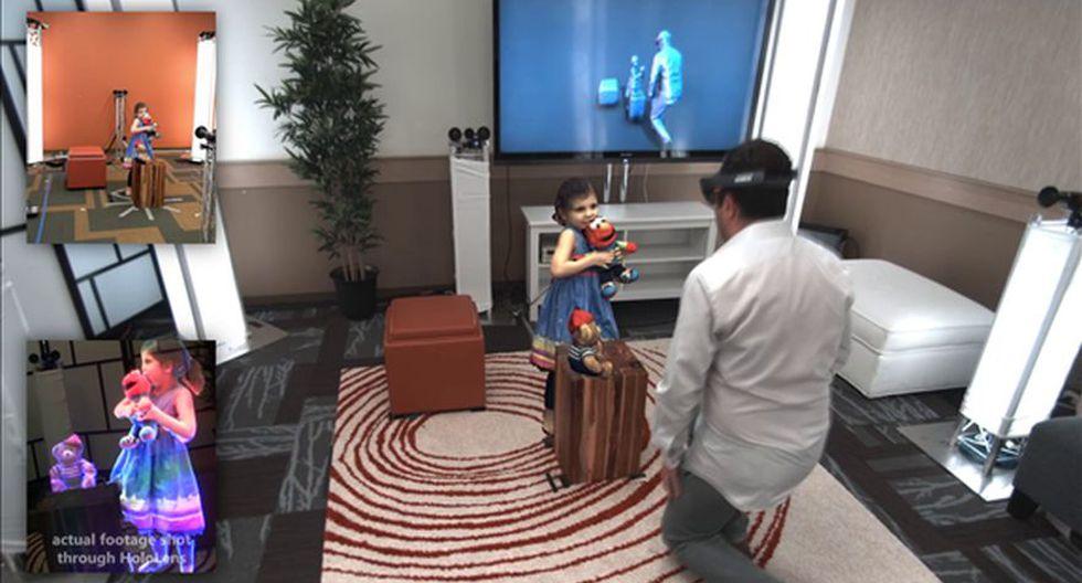 """Esta tecnología permitirá la """"teletransportación"""" virtual en 3D - 3"""