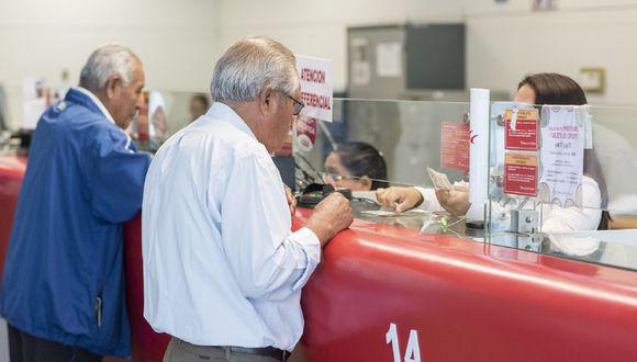 Se pretende evitar la confiscación de sus contribuciones u otorgarles, alternativamente, el derecho a la devolución de sus aportes efectuados. (Foto: Andina)