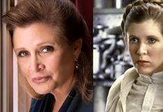 Carrie Fisher cumpliría 64 años hoy: las veces que la princesa Leia sirvió de inspiración a la moda