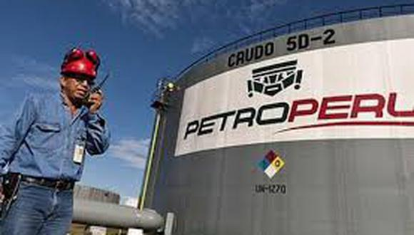 Petro-Perú trabaja en la mejora del Oleoducto.