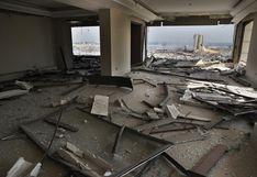 EN VIVO | Al menos 137 muertos y más de 5.000 heridos deja enorme explosión en Beirut | VIDEOS Y FOTOS