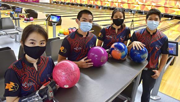 Seleccionados de bowling se preparan en VIDENA tras lograr clasificación histórica a Cali 2021. (Foto: Proyecto Legado)