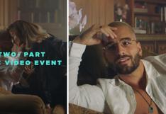 "Jennifer Lopez y Maluma sorprenden con explosivo avance de ""Pa' ti / Lonely"" | VIDEO"