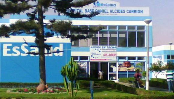 Tacna: separan al personal que laboró el día que murió menor en hospital de EsSalud
