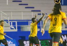 Barcelona SC venció 3-2 a Manta FC por la primera fecha de la LigaPro 2021 de Ecuador