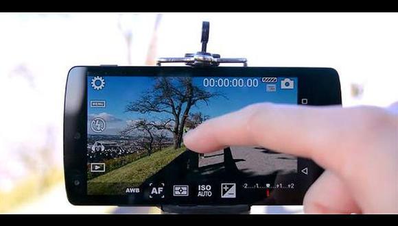 Graba videos profesionales con esta aplicación