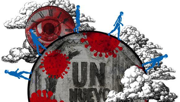 """""""El ataque al modelo económico ha sido constante en esta campaña"""". (Ilustración: Giovanni Tazza)."""