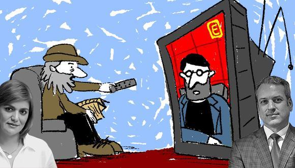 ¿Deberían plantearse límites a la libertad de expresión? (Ilustración: Giovanni Tazza)