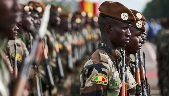 El ataque del viernes crea interrogantes sobre la capacidad de acción del ejército de Mali en esta región fronteriza con varios países, especialmente Níger y Burkina Faso, blanco igualmente de ataques yihadistas. (Foto: AFP)
