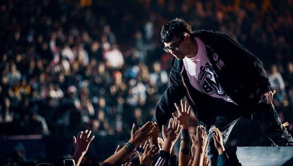 Teorema fue retirado de la FMS Internacional. Además, el rapero decidió alejarse un tiempo de las batallas. (Foto: Red Bull)