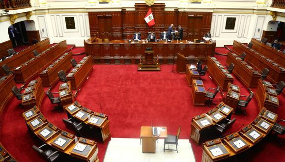 El último miércoles, una comisión especial del Congreso encargada de la selección de los nuevos magistrados del Tribunal Constitucional (TC) aprobó el reglamento que se aplicará en el proceso de elección. (Foto: Congreso de la República)