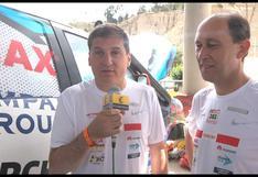 Dakar 2018: Juan Carlos Vallejo analiza su participación