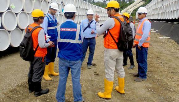 Fuentes: Aún puede sellarse venta del gasoducto sur peruano