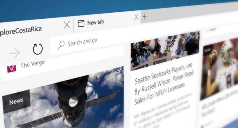 ¿Está teniendo éxito Microsoft Edge?
