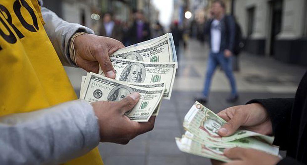 Hoy la cotización del dólar subía 0.18% a S/3.362 en el mercado interbancario. (Foto: GEC)