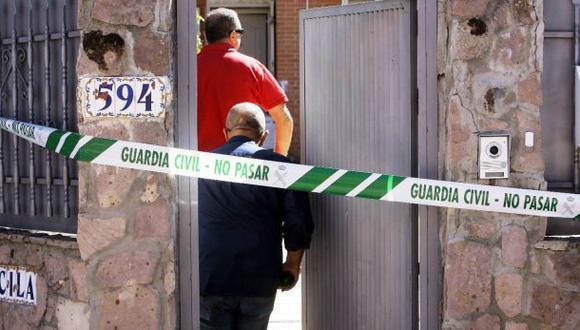 España: Familia descuartizada dentro de una casa era de Brasil