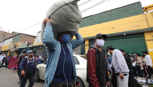 A la fecha hay 208.823 contagiados y 5.903 fallecidos   Revisa la situación del Perú en el día 88 del estado de emergencia por COVID-19, hoy miércoles 11 de junio del 2020. (Foto: Jesús Saucedo /GEC).