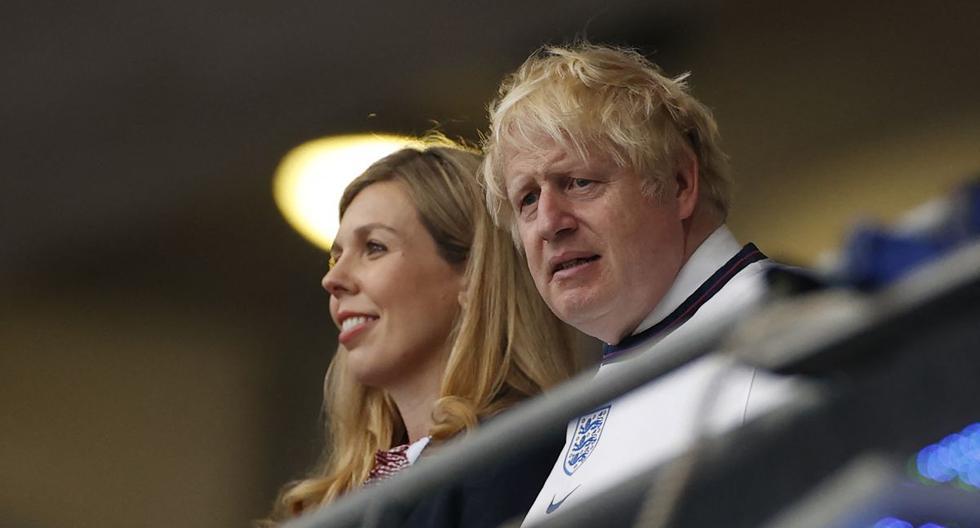 Boris Johnson denounces the