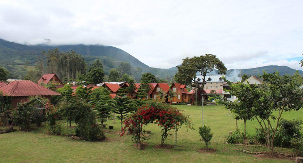 El fundo Cemayu, en Oxapampa, cuenta con un área de más de 10 hectáreas. Aquí se realizará el festival Selvámonos, el 29 y 30 de junio. (Foto: El Comercio)