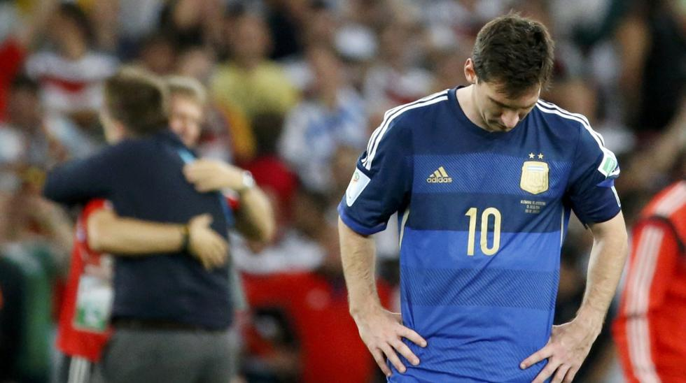 La tristeza y decepción de Messi luego de perder el Mundial - 1