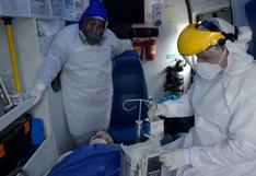 Las muertes por coronavirus siguen en aumento en Colombia, con 325 en un día