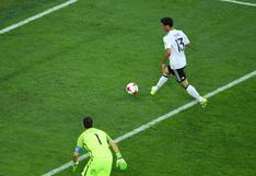 Chile vs. Alemania: grosero error en salida de Marcelo Díaz provocó gol teutón