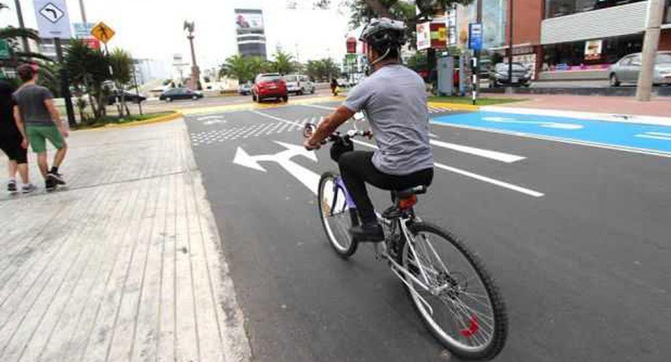 Lima: 43 distritos acuerdan duplicar ciclovías para el 2018