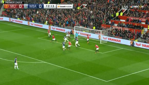 YouTube: con este gol al United, Guardiola ganó su primera Premier League. (Foto: Captura de video)