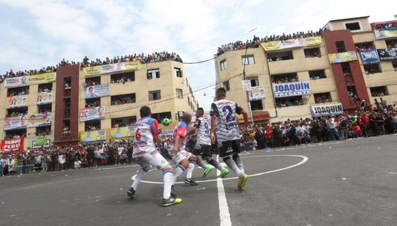 El Mundialito de El Porvenir es el evento deportivo más esperado del año en La Victoria. (Foto: GEC).