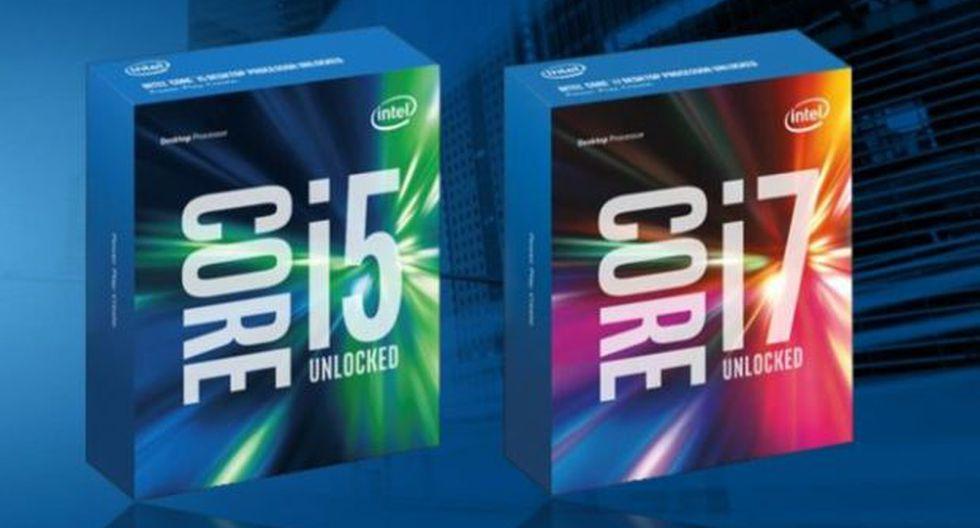 Intel presentó generación de procesadores dirigidos a gamers