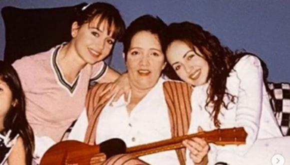 """Gabriela Spanic, recordada por su icónico papel en telenovela """"La Usurpadora"""", compartió la triste noticia de la muerte de su mamá, el pasado 18 de octubre (Foto: Gaby Spanic/ Instagram)"""