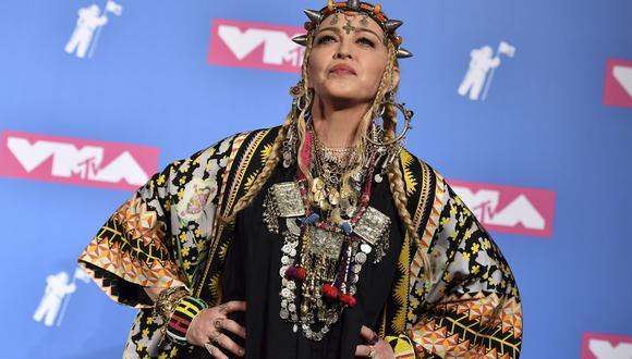 La presencia de Madonna había sido anunciada en abril, pero el lunes pasado, en la conferencia de prensa de Jon Ola Sand, responsable del concurso, había quedado en duda.