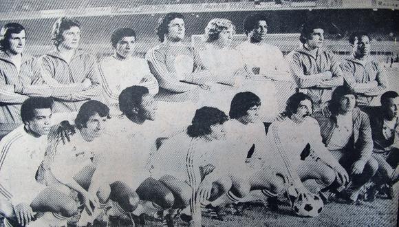 La selección de América contaba, entre sus principales figuras, con los peruanos Héctor Chumpitaz, Teófilo Cubillas y Hugo Sotil. (Foto: archivo)