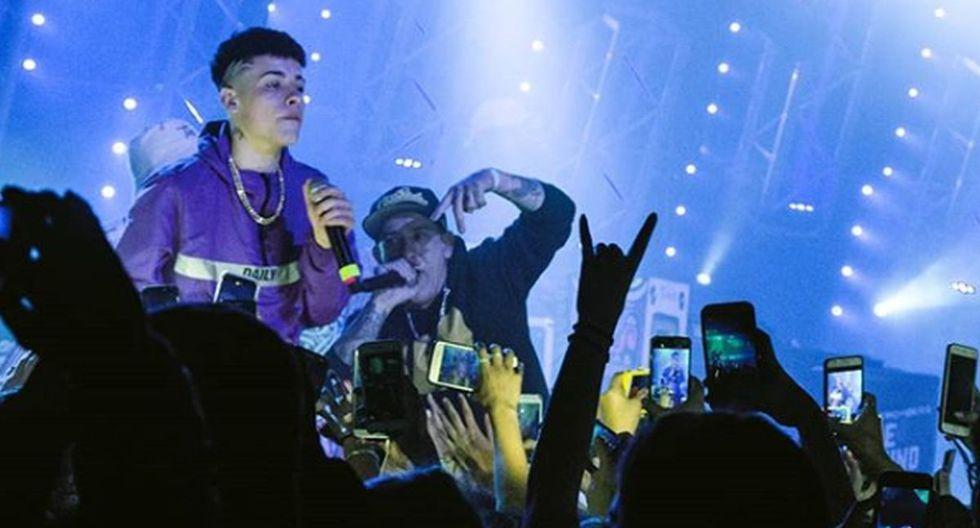 'Peligro' es un rapero consagrado de Argentina. Actualmente organiza eventos, festivales y talleres que sirven como contención para jóvenes en situación de calle (Foto: Instagram)