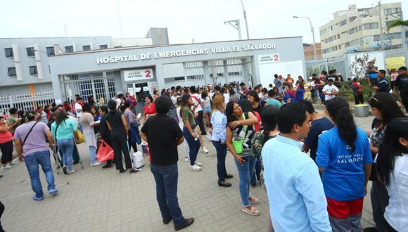 Essalud y el SIS responden a denuncia por el tema del pagaré exigido a deudos de Villa El Salvador. (Foto: GEC)