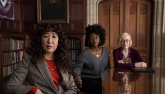 """""""La directora"""" está dirigida por Daniel Day Longino, y escrita por Amanda Peet y Annie Julia Wyman (Foto: Netflix)"""