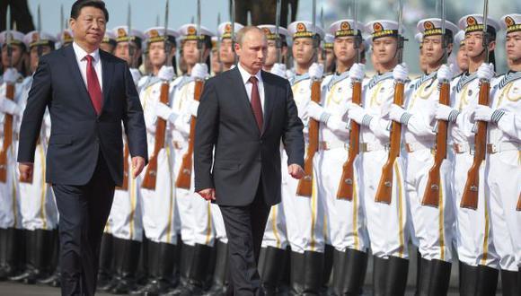 Rusia y China fortalecen alianza contra países de Occidente