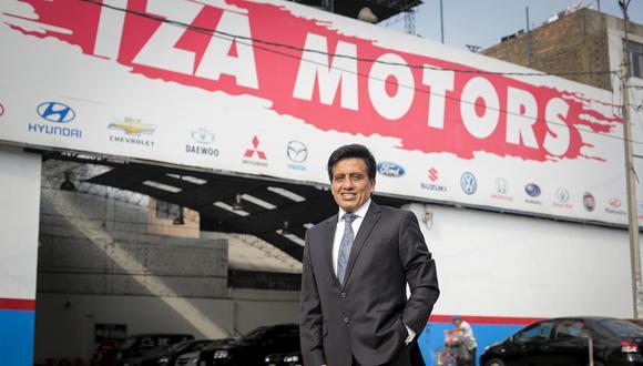 """IZA Motors es una empresa fundada y dirigida por Antonio Camayo, quien se encuentra detenido por presuntamente integrar la organización criminal denominada """"Los cuellos blancos del puerto"""". (Foto: USI)"""