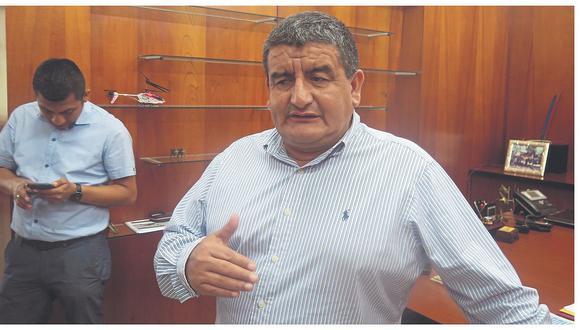 La defensa de Acuña Peralta pide al PJ declare su absolución