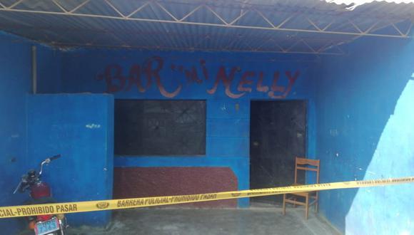 La Libertad: dos muertos y tres heridos deja un tiroteo en Guadalupe