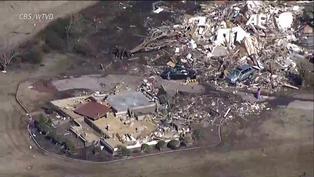 Una serie de tornados deja muertos en Estados Unidos