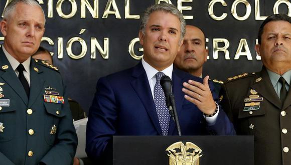 Colombia exige a Cuba entregar a negociadores del ELN para hacer justicia. (EFE)