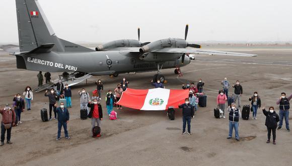 Cajamarca: Minsa envía 17 profesionales de la salud a Jaén para fortalecer la atención de pacientes COVID-19 en pueblos indígenas de la región. (Foto Minsa)