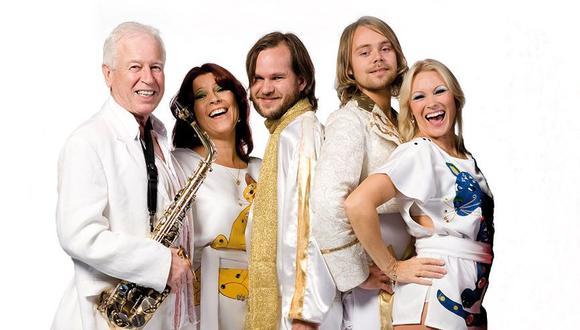 """""""ABBA The Show"""". (Foto: Difusión)"""
