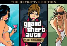 Grand Theft Auto: The Trilogy - The Definitive Edition llegará a consolas y PC a finales de 2021