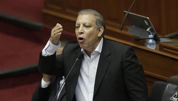 El legislador Marco Arana aseguró que no se reúne con el gobernador regional Vladimir Cerrón. (Foto: GEC)